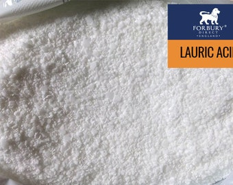 1kg Lauric Acid 99% Pure, !!! Cosmetic, !!! Soap-making !!!