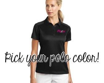 Plexus Ladies Nike Polo, Plexus Polo, Plexus Ladies Polo, Pelxus,
