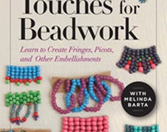 DVD: Finishing Touches for Beadwork with Melinda Barta