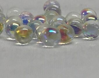 Fire Brand Glass beads