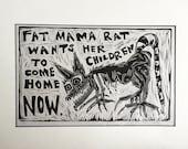 Fat Mama Rat