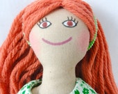 Redhead Doll - Toy Dress Up Doll - Girl Doll - Kids Toy