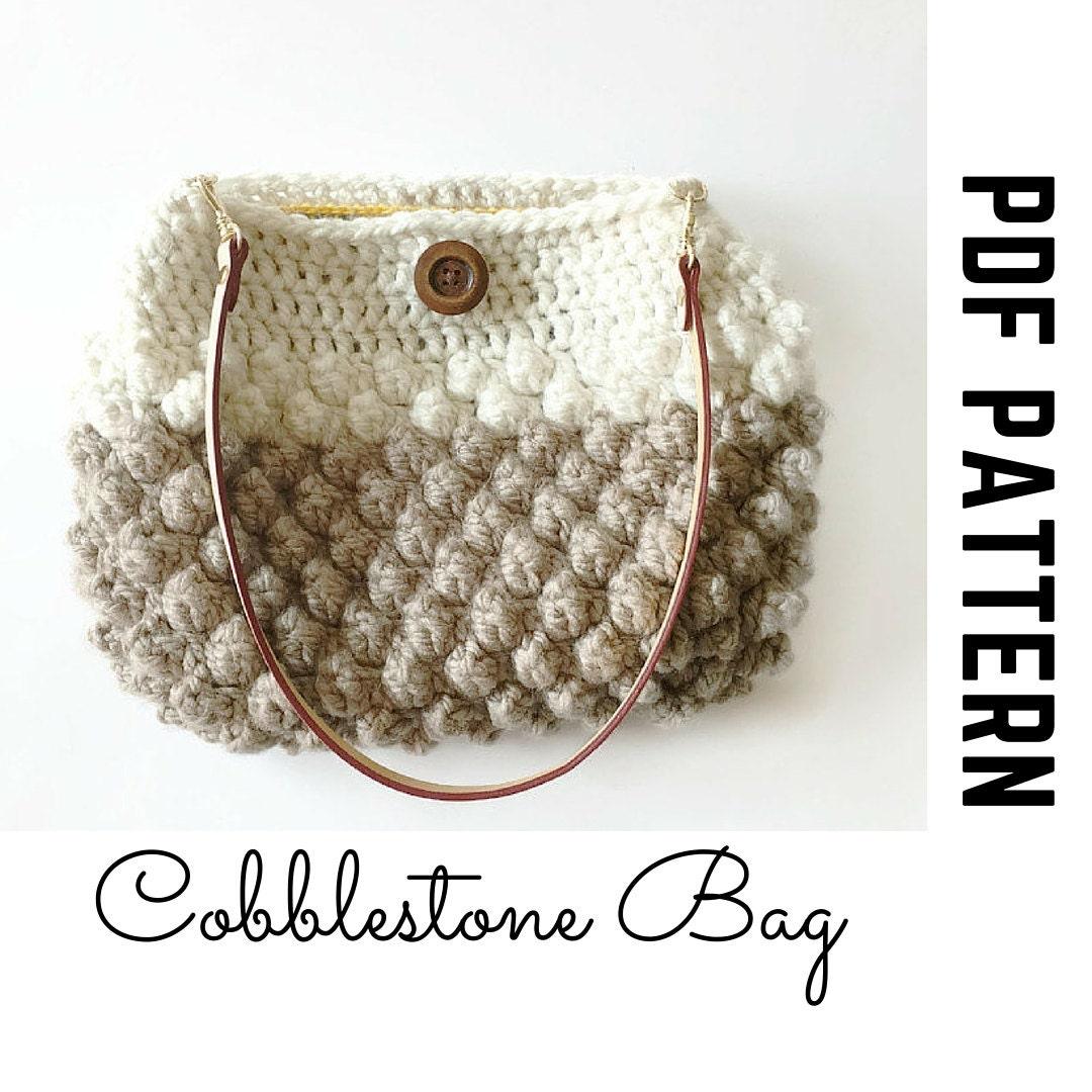 Crochet pattern for handbag or tote bag instant download zoom bankloansurffo Gallery