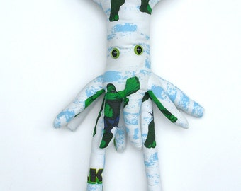Incredible Hulk Squid