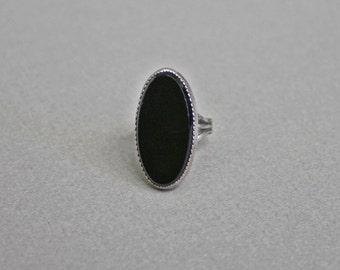 Beau Onyx Ring. 6