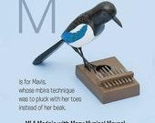 mavis the magpie