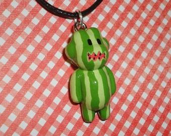 Steven Universe - Watermelon Steven Charm Necklace