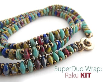 Super Duo Wrap Kit: Raku