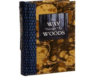 The WayThrough The Woods  by Rudyard Kipling - MIniature Book