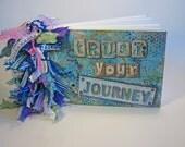 Scrapbook, Trust Journal, Travel Journal, Art Journal, Gratitude Journal, Smash Book, Expandable Journal, Inspiration Journal, Photo Album