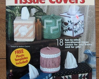 2000 quilting pattern book - Quilted Tissue Covers