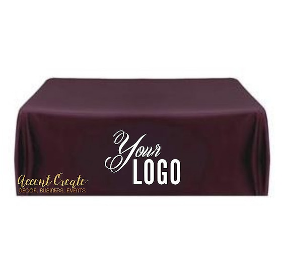 8ft Custom Tablecloth Personalized Table Cloth Direct