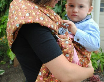 SALE Happy Flappers- Adjustable Baby Sling