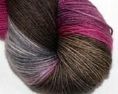 Heart of the Mountain--Alley Cat--SW merino/nylon