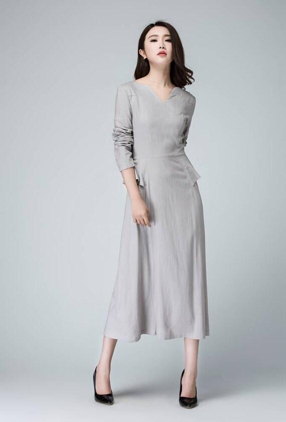 White spring dresses for women