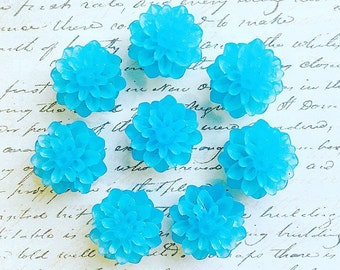 Push Pins - Decorative Push Pins - Office Supplies - Office Accessories - Message and Bulletin Boards - Office Decor - Blue Push Pins