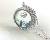 Personalized Grandma Gift - Mothers Day Grandma Jewelry Necklace - Grandmother Necklace Locket