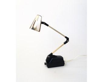 Vintage Adjustable Task Light / By Arrow