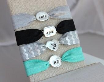 nursing bracelet   breastfeeding bracelet   personalized stretch bracelet   gift for new mom   push present   inspirational gift for her