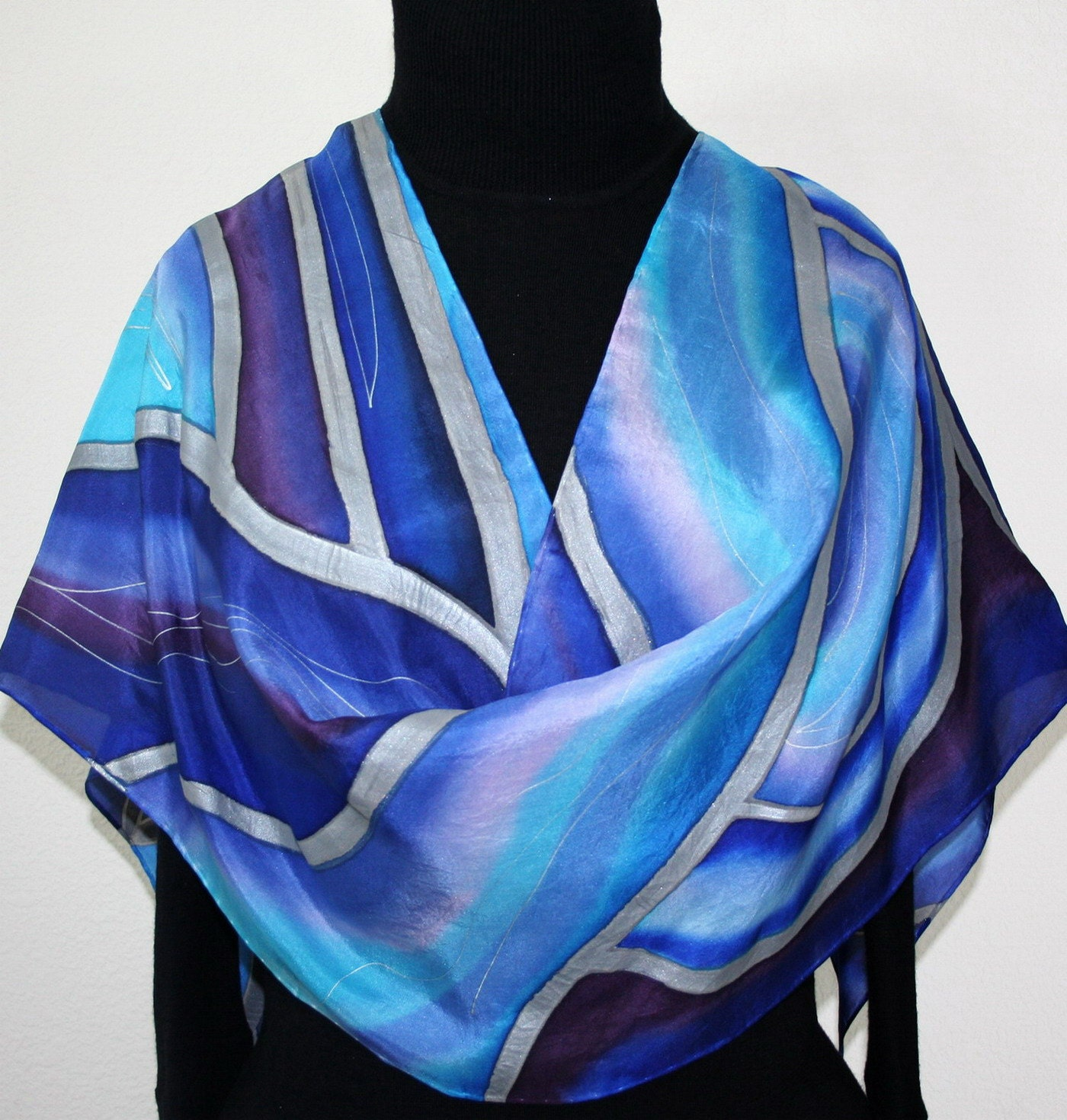 Find great deals on eBay for purple silk scarf. Shop with confidence.