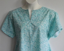 L  - Post Shoulder Surgery Clothing / Breast Cancer / Rehab-Physical Therapy / Hospice / Breastfeeding  - Style Gracie