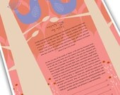 Ketubah - Fall in Love, m...