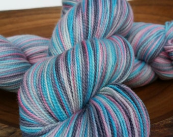 NEW, Fingering, Seize the Day, 80/20 First-String PLUS SW Merino Yarn,
