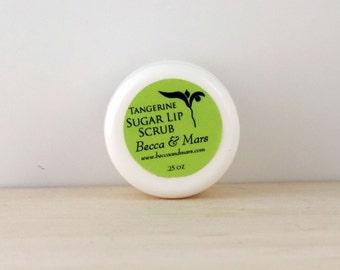 Sugar Lip Scrub - Tangerine