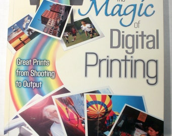 Digital Printing Magic, Photo Printing Techniques, Digital Photography, Organizing Photo Files, Photo Techniques, Artist Gift, HALF OFF SALE