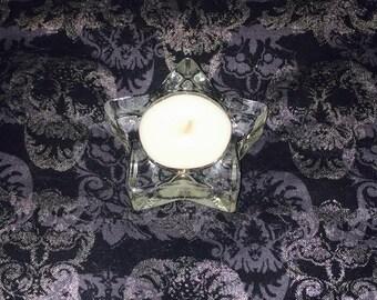 Ritual Star candle