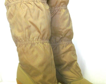 Size 7 Knee High Winter Boot