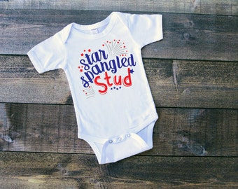 4th of July Outfit -4th of July Baby Boy Outfit -Fourth of July Outfit -Fourth of July Boy -Fourth of July Boy Shirt -4th of July Boy Onsie