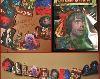 Creepshow Horror Garland Banner