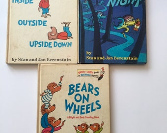 Jan berenstain | Etsy