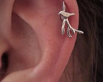 Bird Cartilage Earring