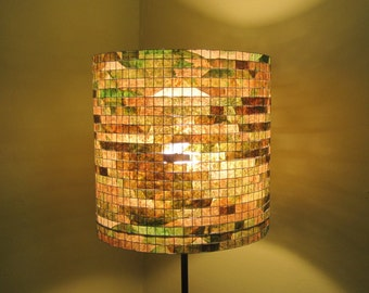 Floor Lamp Lampshade Table Lamp Shipping Worldwide - Lampada Coffee Filter Art