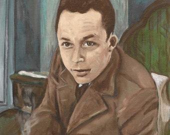 Albert Camus print