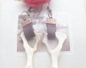 hip bone earrings,Animal Bone Jewelry, Snake Vertebrae Earrings ,Vertebrae Bone Earrings