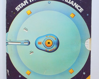 Vintage Star Trek Concordance 1976