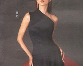 Donna Karan evening tops & skirt pattern -- Vogue American Designer 2540