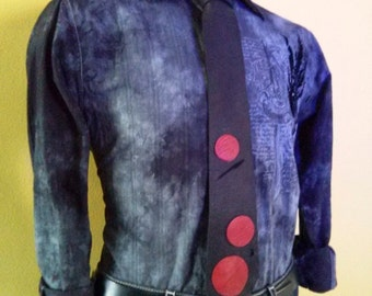 Mens Neckties   Polka Dot Tie   Black Necktie   Red Tie   Mens Ties   Unique Mens Ties   Mens Black Necktie   Cool Ties   Black Ties