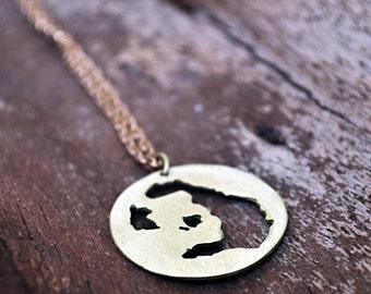 Santorini Necklace / Santorini Island / Santorini Greece / Oia Santorini / Santorini Jewelry / Greek Souvenir / Greek Gift / Greek Jewelry
