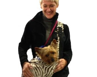 Cross Body Dog Pet Carrier