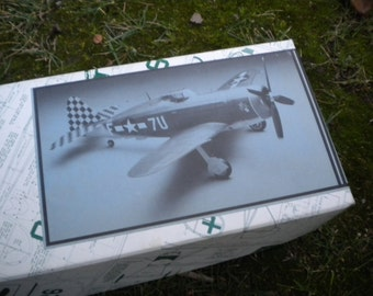 Golden Age Reproductions Flying Airplane P-47 Kit