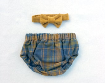Baby Boy, Boy Cake Smash Outfit, Diaper Cover Bow Tie, Diaper Cover Set, Plaid Baby Outfit, Half Birthday Boy, First Birthday Boy, Newborn