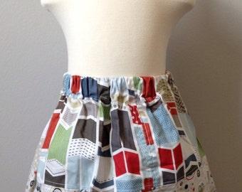 Woodland Creature Skirt