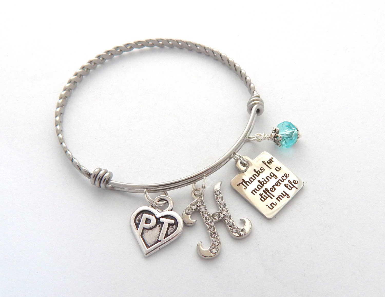 Physical Therapist Gift Physical Therapist bracelet Gifts