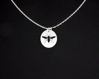 Hornet Necklace - Hornet Jewelry - Hornet Gift
