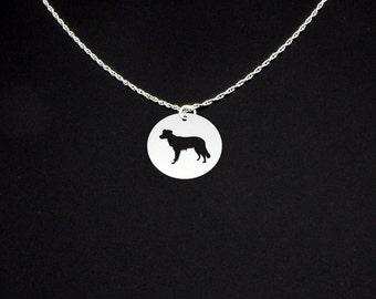 Kromfohrlander Necklace - Kromfohrlander Jewelry - Kromfohrlander Gift
