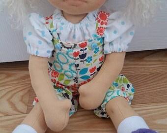 """Waldorf doll 16"""" tall"""